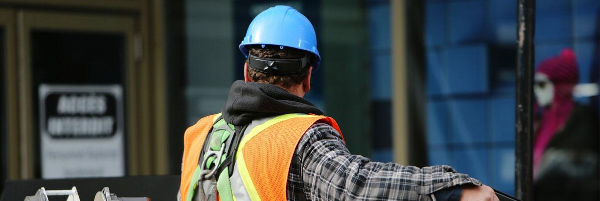 Vertriebsunterstützung-Arbeitssicherheit